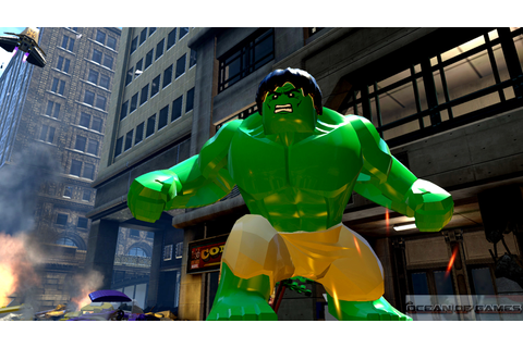 LEGO MARVEL Avengers Free Download - Ocean Of Games
