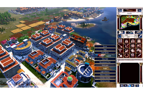 Caesar IV Free Download - Ocean Of Games