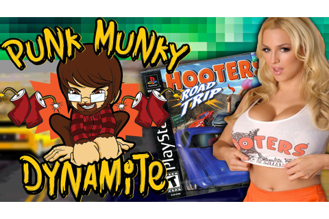 Hooters Road Trip - PunkMunky Dynamite - YouTube