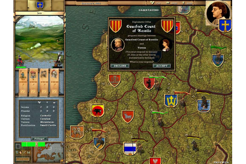 Crusader Kings II: Five Year Anniversary Edition Steam CD ...
