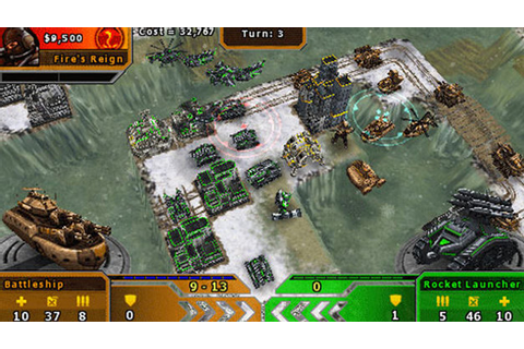 Field Commander™ Game | PSP - PlayStation