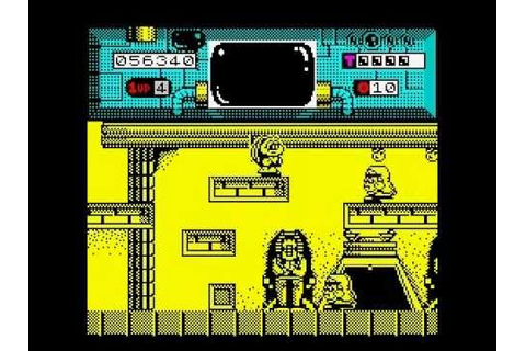 Turbo the Tortoise Walkthrough, ZX Spectrum - YouTube