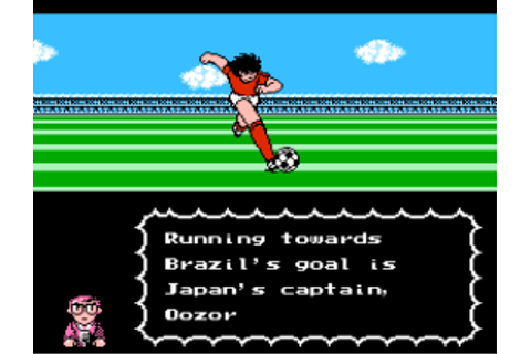 Play NES Captain Tsubasa Vol. II - Super Striker (Japan ...