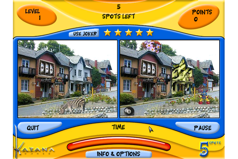 5 Spots - Full Version Game Download - PcGameFreeTop