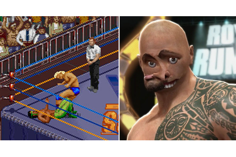 The 8 Best (And 7 WORST) WWE Games | TheGamer