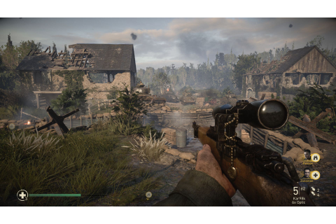 Call of Duty: WWII Laptop and Desktop Benchmarks ...