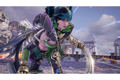 Tira Returns to the Stage of History in SoulCalibur VI ...