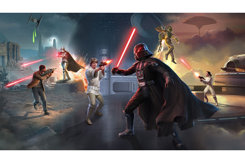 Star Wars: Rivals Mobile Game Celebrates Iconic Rivalries ...