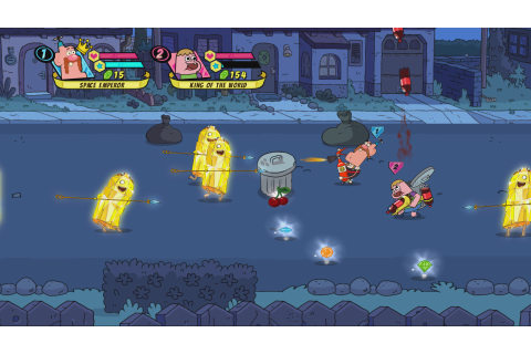 Cartoon Network: Battle Crashers is coming to PS4 this ...