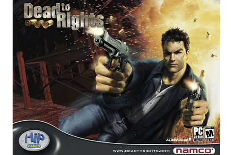 BEST LOW END PC GAMES: DEAD TO RIGHTS 1