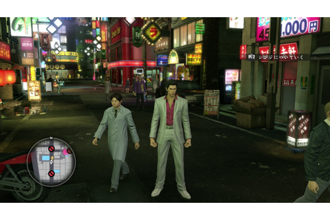 Yakuza Kiwami PS4 vs Yakuza PS2 Screenshot Comparison ...