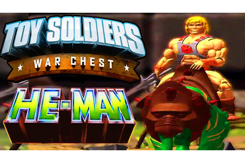 Toy Soldiers War Chest: Walkthrough MASTERS OF THE ...