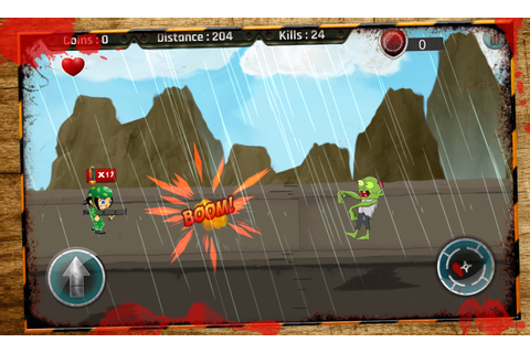 Little Fighter Vs Zombies - Android Apps on Google Play