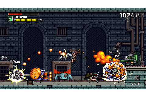 Mercenary Kings PS4 Review: A Modern Day Blast from the ...