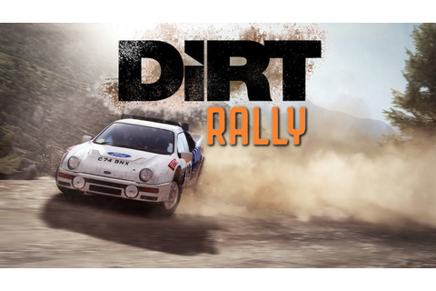 Dirt Rally PC Game Download - VideoGamesNest