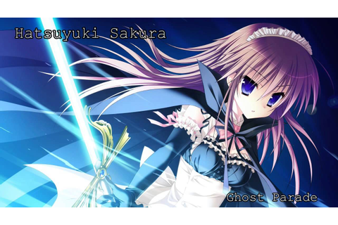 [TOP OST] Visual Novel Action Music #30 - Hatsuyuki Sakura ...