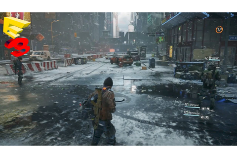 Tom Clancy's The Division - Gameplay Mechanics Explained ...