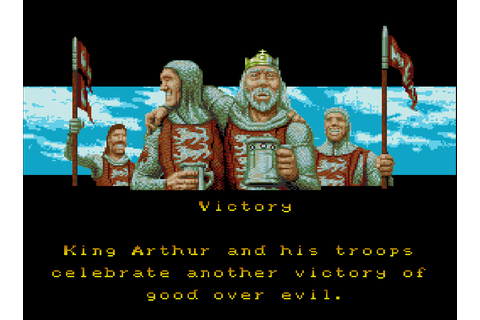 King Arthur's World (USA) (Beta) ROM