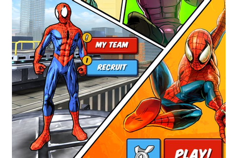 Spider-Man Unlimited Review: Subway Surfers With a Splash ...