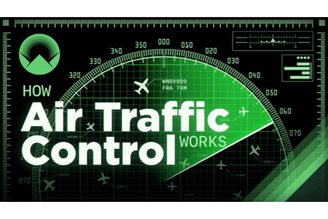 How Air Traffic Control Works - YouTube