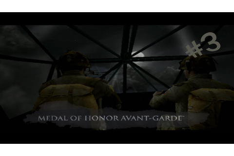 Medal of Honor: Avant-Garde #3 || Atterrissage manqué ...