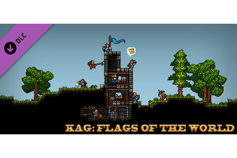 King Arthur's Gold: Flags of the World Heads Pack on Steam