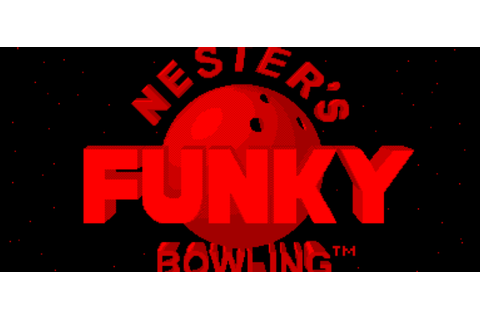 Nester's Funky Bowling - Virtual Boy - Nerd Bacon Reviews
