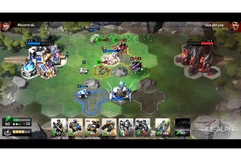 EA Brings Back Command & Conquer ... As A Mobile Game