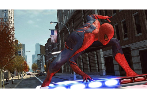 The Amazing Spiderman Download PC Game - Fully Full ...
