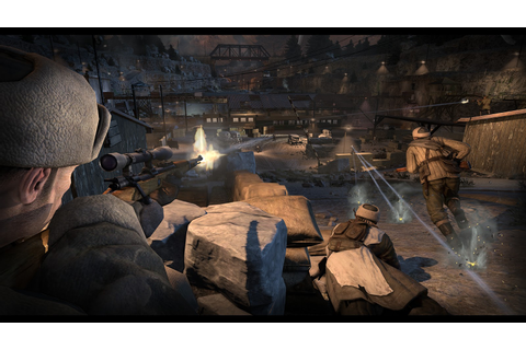 Sniper Elite Game - Free Download Full Version For Pc