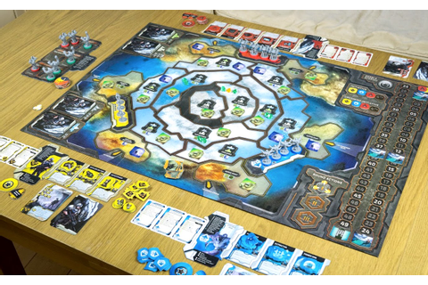 "Review: Cry Havoc is an intriguing sci-fi ""dudes on a map ..."