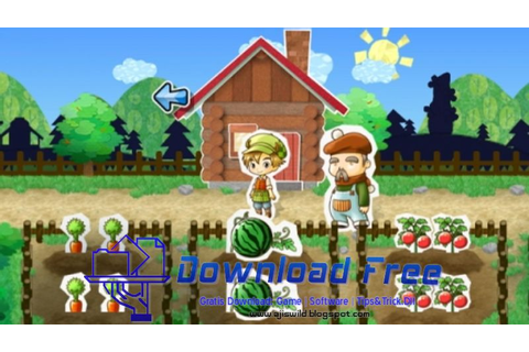 [Game] Harvest Moon My Little Shop | 35 Mb - Ajis Wild