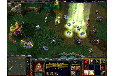 Game Review – Warcraft 3 Reign of Chaos ...