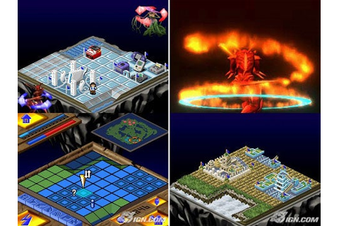 Populous DS images