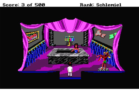 Adventure's Planet - Immagini : Leisure Suit Larry 2: Goes ...
