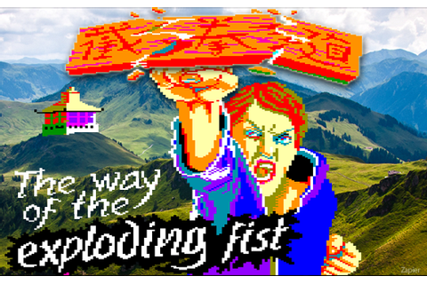 Test - The way of the exploding fist - Planet Emulation