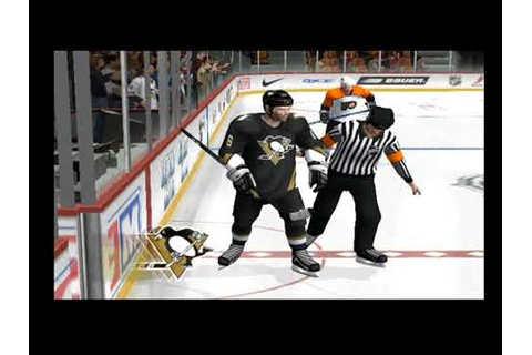 Gretzky NHL 2006 PS2 ROAD TO NHL 18 Episode 28 - YouTube