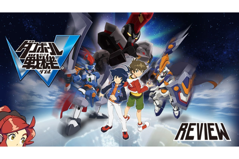 Game Review - Danball Senki W (LBX - Little Battlers ...