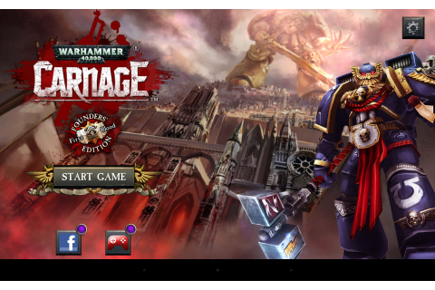 Warhammer 40,000: Carnage – Games for Android 2018 ...