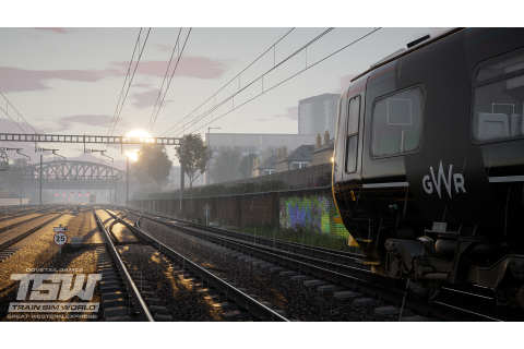 Save 55% on Train Sim World®: Great Western Express on Steam
