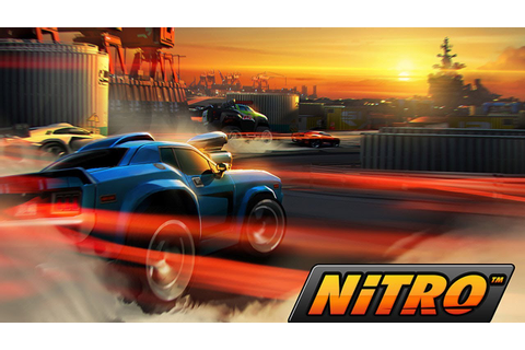 Nitro™ - iPhone & iPad Gameplay Video - YouTube