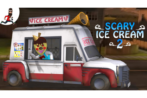 "ICE SCREAM 2"" Scary Ice Cream horror Game 🍦FULL GAMEPLAY ..."