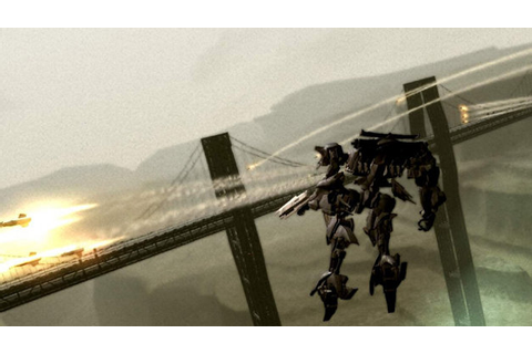 Armored Core® 4 Game | PS3 - PlayStation