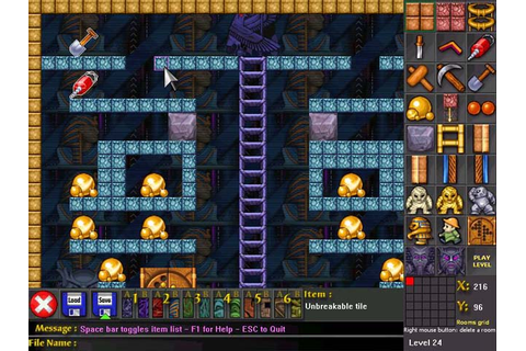 Curse of the Pharaohs, Pharaohs' Curse Gold game download