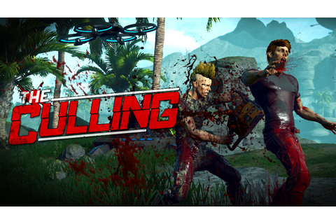 FIRST LOOK! ~ The Culling ~ New Battle Royale Game! - YouTube
