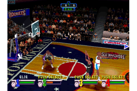 NBA Jam Extreme for Sony Playstation - The Video Games Museum