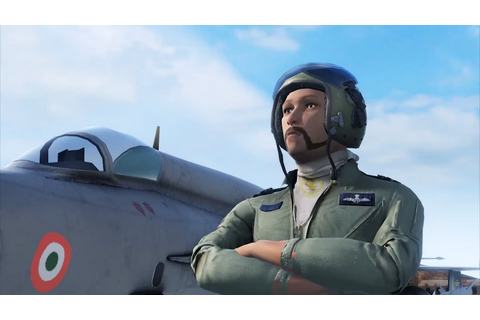Indian Air Force Game Launched, Features Wing Commander ...
