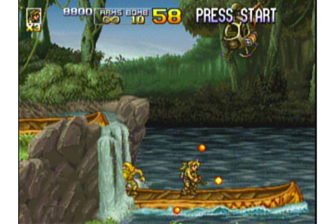 Metal Slug 5 Review for Neo Geo (2003) - Defunct Games