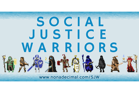 Social Justice Warriors Press – Nonadecimal Creative