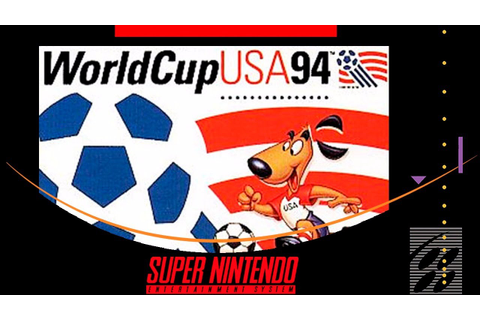 World Cup USA '94 [Super Nintendo] - YouTube